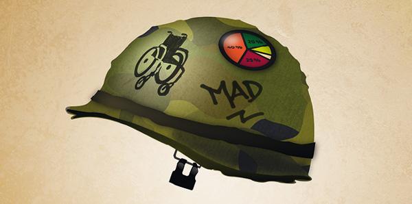 La guerre du MAD